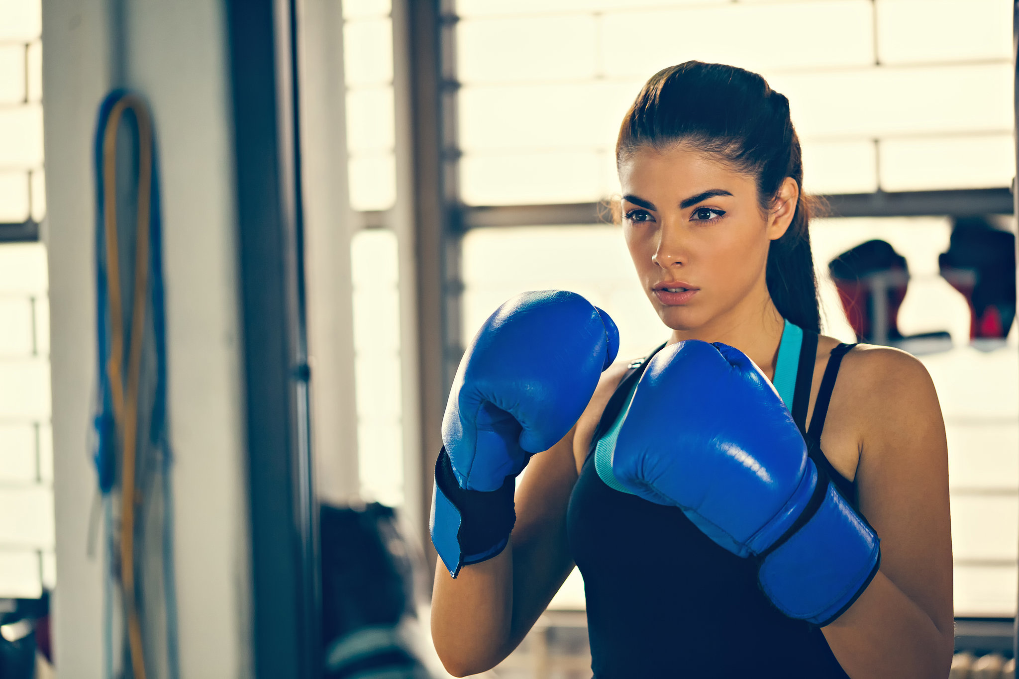Boxing Moves For Stronger Arms Popsugar Fitness