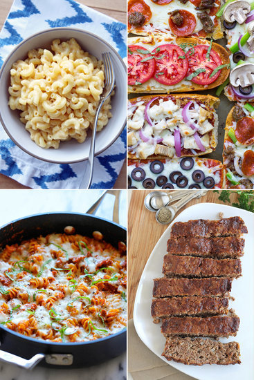 Your Favorite TV Dinners, Made From Scratch