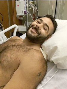 Chris Mintz, the Army Veteran Shot During Umpqua Tragedy, Shares First Facebook Message Since the Incident