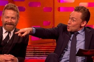 Tom Hiddleston Did An Amazing Impression Of Robert DeNiro In Front Of Him