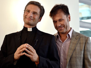 Vatican Fires Gay Priest After He Comes Out Ahead of Catholic Bishop Meeting