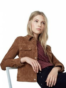 Must-Have: A Suede Jacket Under $150