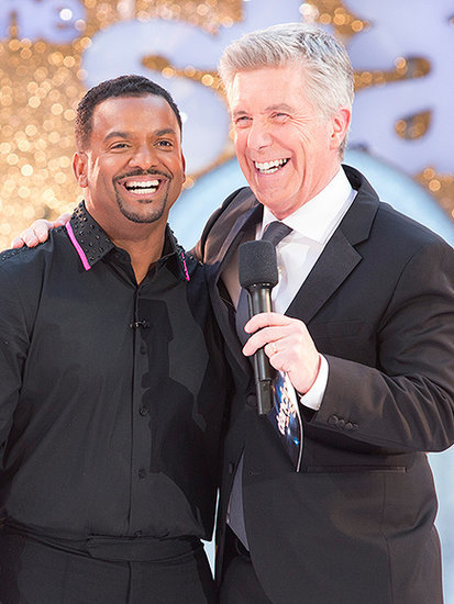 Alfonso Ribeiro to Fill in for Tom Bergeron on DWTS While He Stays by Sick Father's Bedside: Source