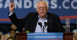 Bernie Sanders Draws More Than 20,000 People At Boston Rally