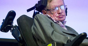 Stephen Hawking Seems To Be Of Two Minds About Alien Life