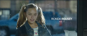 See How UFC Champ Ronda Rousey Got Her Start at Age 11