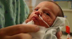 5 Realities Of Having A Child With Organs Outside His Body