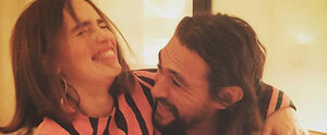 Khal Drogo and His Khaleesi Reunited, and We're All Crying Happy Tears