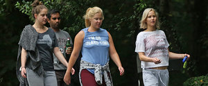 This Is What Jennifer Lawrence, Amy Schumer, and Aziz Ansari Did Over the Weekend
