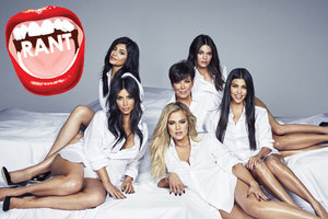"Frisky Rant: Calling The Kardashians ""America's First Family"" Is An Insult To The Obamas"