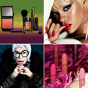 Rihanna, Mariah Carey And More Of Our Favorite MAC Collaborations Of All Time