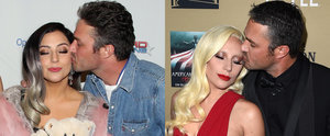 Lady Gaga and Taylor Kinney Are All About the PDA