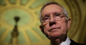 Harry Reid: Republicans Are 'Acting As Puppets For The NRA'