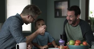 This Campbell's Soup Ad Featuring Gay Dads Will Melt Your Heart