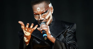 Grace Jones Accuses Kanye West Of 'Ripping Off' Her Images