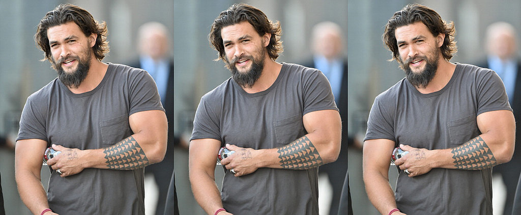 How Jason Momoa Slowly (But Completely) Stole Our Hearts