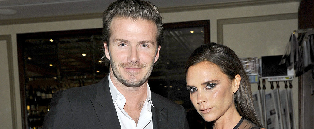 Victoria Beckham Responds to David Beckham Split Rumours in the Best Way Possible