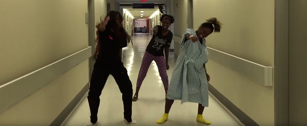 """This Woman in Active Labor Just Crushed It Dancing to """"Watch Me (Whip/Nae Nae)"""""""