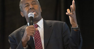 Ben Carson On Oregon Murders: 'I Would Not Just Stand There And Let Him Shoot Me'