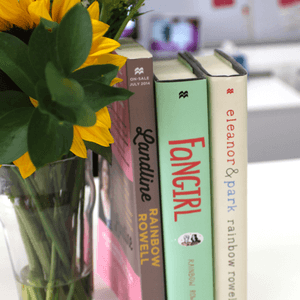 Rainbow Rowell Book Quotes