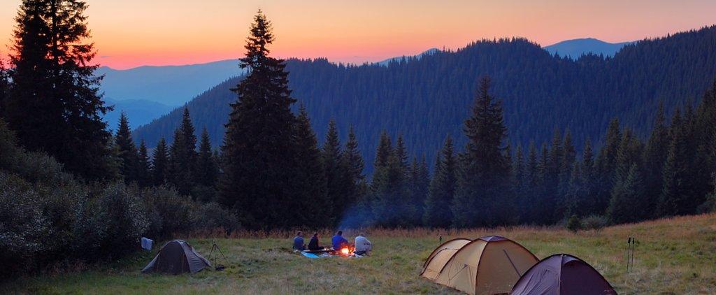 10 Ways to Enjoy Fall Camping