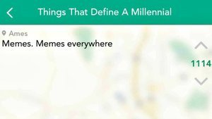 Yik Yak Asked Millennials To Define Themselves, And The Answer Is Mostly Memes