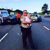 What This Deputy Did After a Horrific Car Collision Will Give You Hope