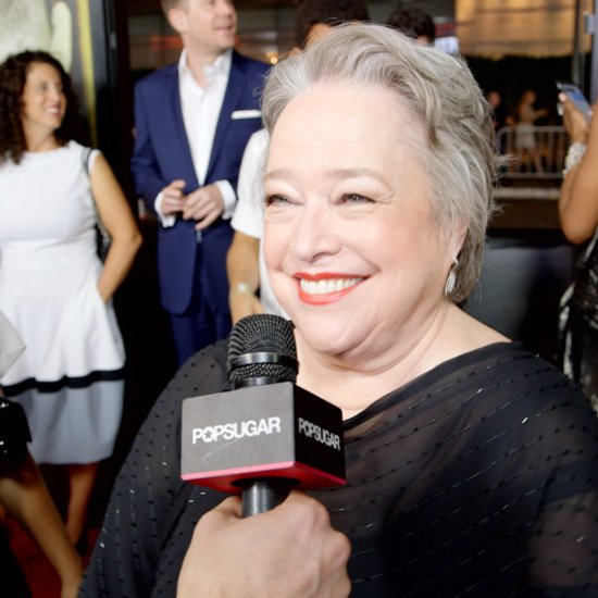 Kathy Bates Interview About American Horror Story Hotel