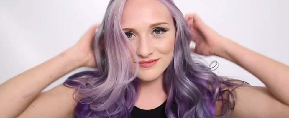 Smokestack Is the Hair Dye Trend You're About to Be Obsessed With