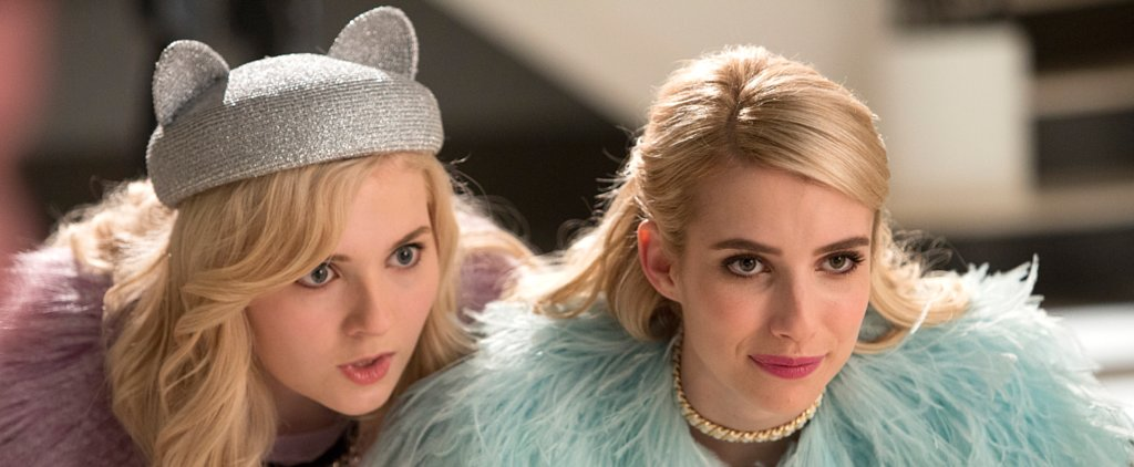 The Costumes on Scream Queens Look Scary-Good