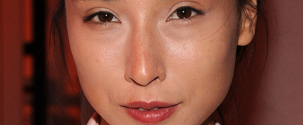 Why This Top Asian Model Just Washes Her Face With Warm Water