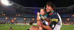 13 Photos of Johnathan Thurston With His Daughter That Will Melt Your Heart