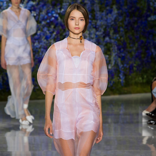 Paris Fashion Week Trends Spring 2016
