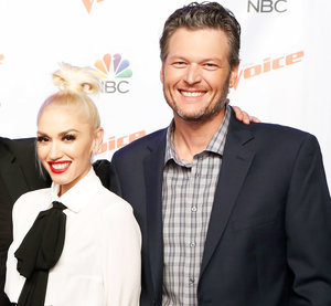 Blake Shelton and Gwen Stefani Are Flirting With Each Other on The Voice for Real: Details!