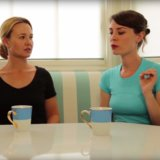 These Moms Hilariously Act Out What It's Like to Spell Words in Front of Your Kids