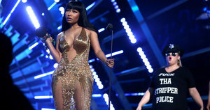 Nicki Minaj Explains Her Miley Cyrus Call-Out At The VMAs