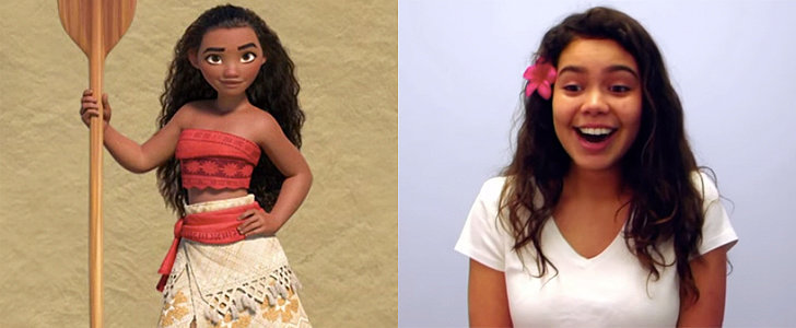 This Girl Finding Out She's Disney's New Princess Is Straight-Up Magical