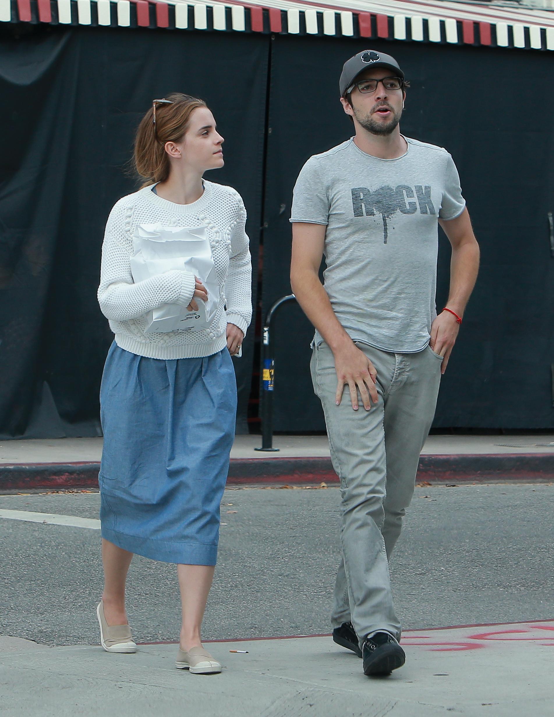 Emma Watson   POPSUGAR Celebrity Emma Watson Boyfriend