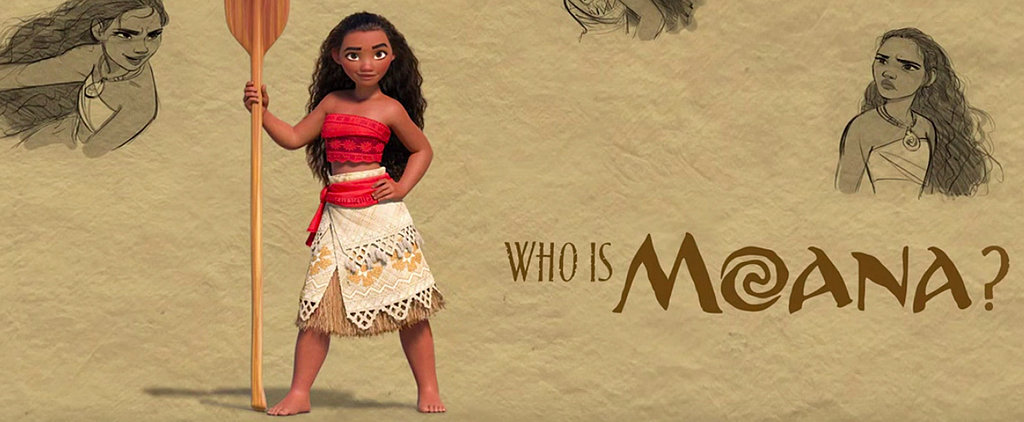 5 Things Every Mom Needs to Know About Moana, the Newest Disney Princess