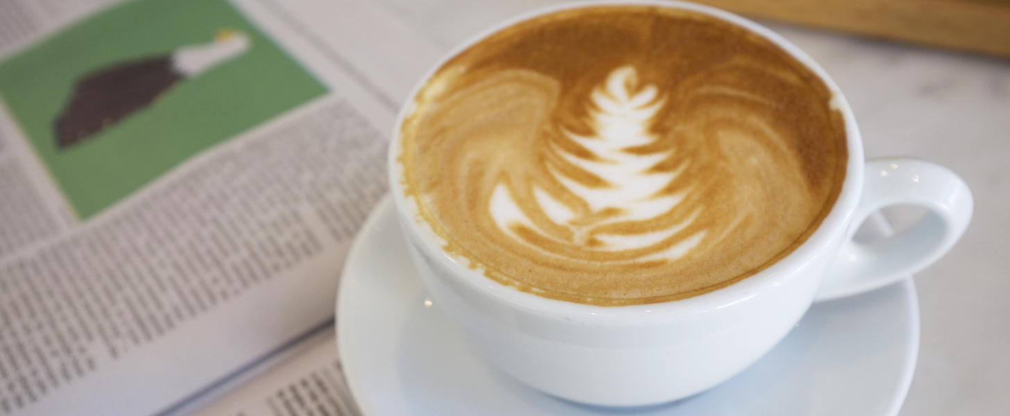 This Leaf Might Just Replace Your Morning Cup of Coffee