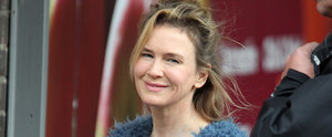Here's the First Peek at Renée Zellweger on the Set of Bridget Jones's Baby