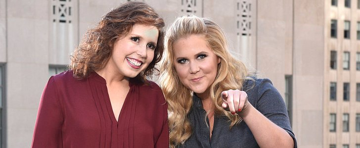 Let Amy Schumer Crack You Up For the Next 2 Minutes