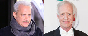 "Tom Hanks Has Transformed Into a Silver Fox to Play Captain ""Sully"" Sullenberger"