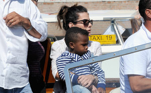 Sandra Bullock Talks Son Louis: 'A Child Forces You To Get Your Sh-t Together'