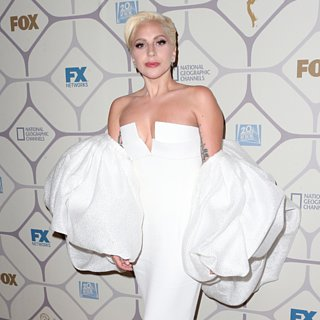 Lady Gaga Posts Topless Photo on Instagram October 2015