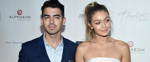 Gigi Hadid and Joe Jonas Make Their Red Carpet Debut on an Important Night