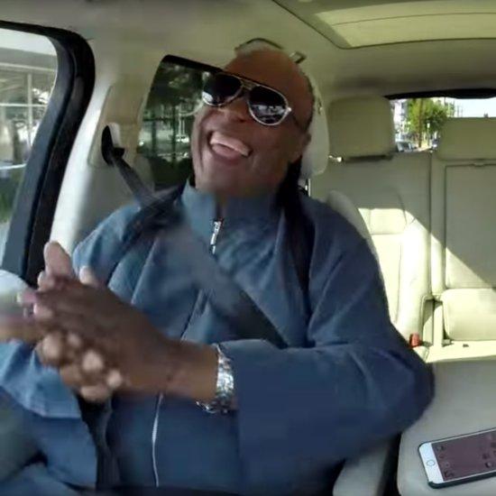 Stevie Wonder James Corden Carpool Karaoke Outtakes Video