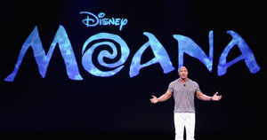 Meet Your New Disney Princess, 'Moana'