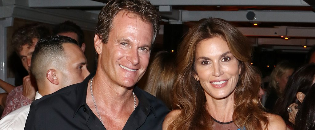 Cindy Crawford and Rande Gerber Keep the Cute Moments Coming in Miami