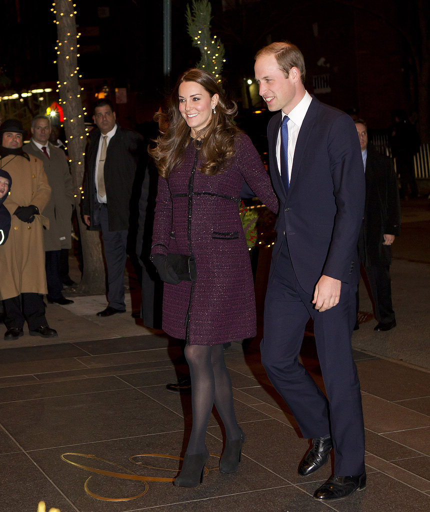 Kate Middleton Arriving at The Carlyle Hotel in 2014